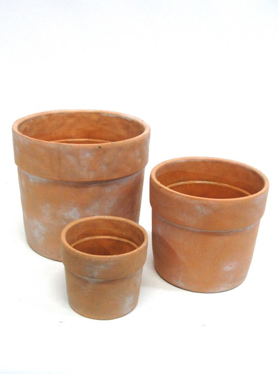 Antique Terracotta Pot Medium