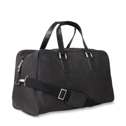 Canvas Travel Bag Black