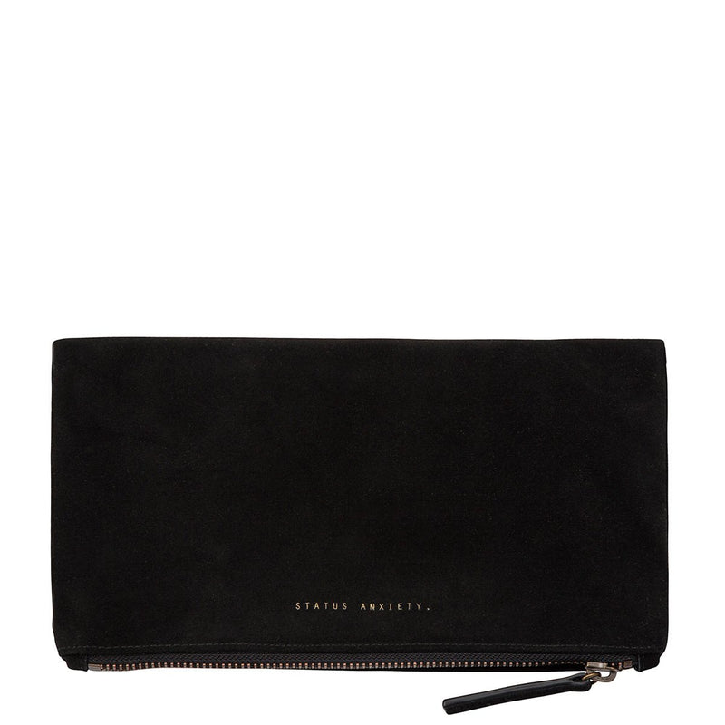 Feel The Night Clutch Black