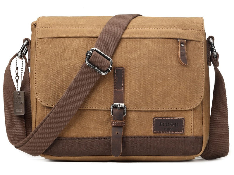 Nomad Small Satchel - Camel