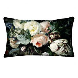 Blooming Posy Rectangle Cushion