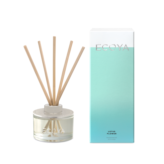 Mini Reed Diffuser - Lotus Flower