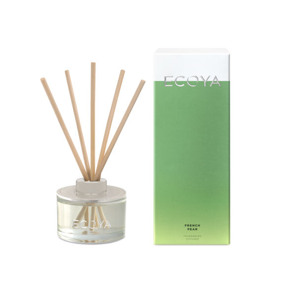 Mini Reed Diffuser -  French Pear