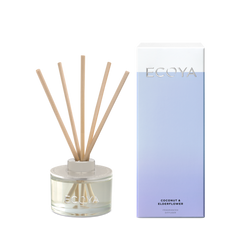 Mini Reed Diffuser - Coconut & Elderflower