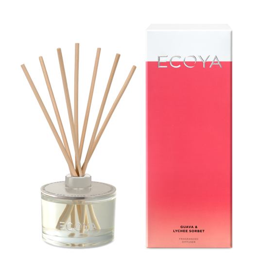 Guava & Lychee Sorbet Fragranced Diffuser