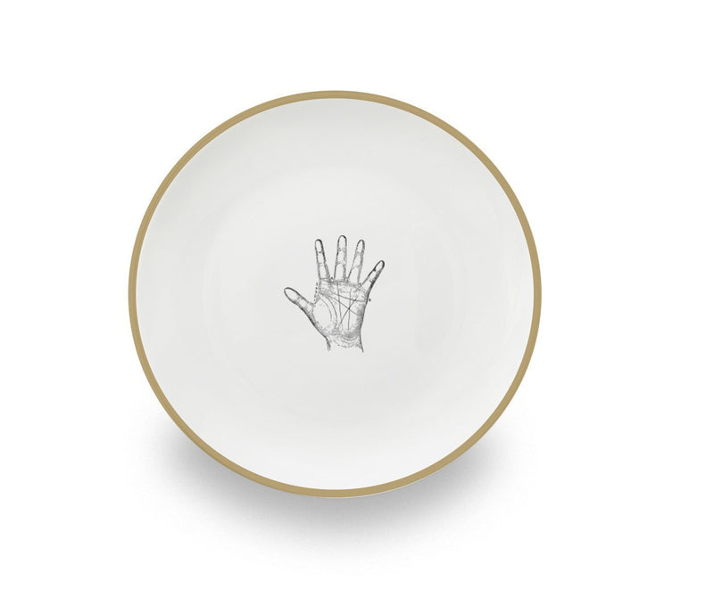 Art Of Science Hand Plate 20cm