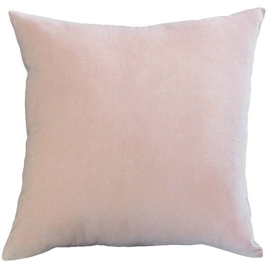 Regal Velvet Cushion - Rose Quartz 50x50cm