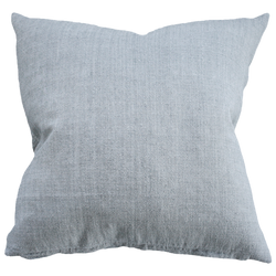 Indira Cushion with Feather Inner - Concrete 55cm