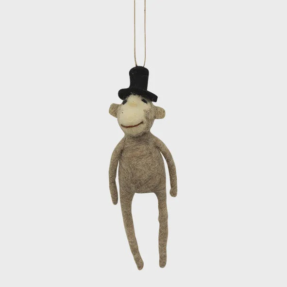 Monkey Man Hanging Decoration