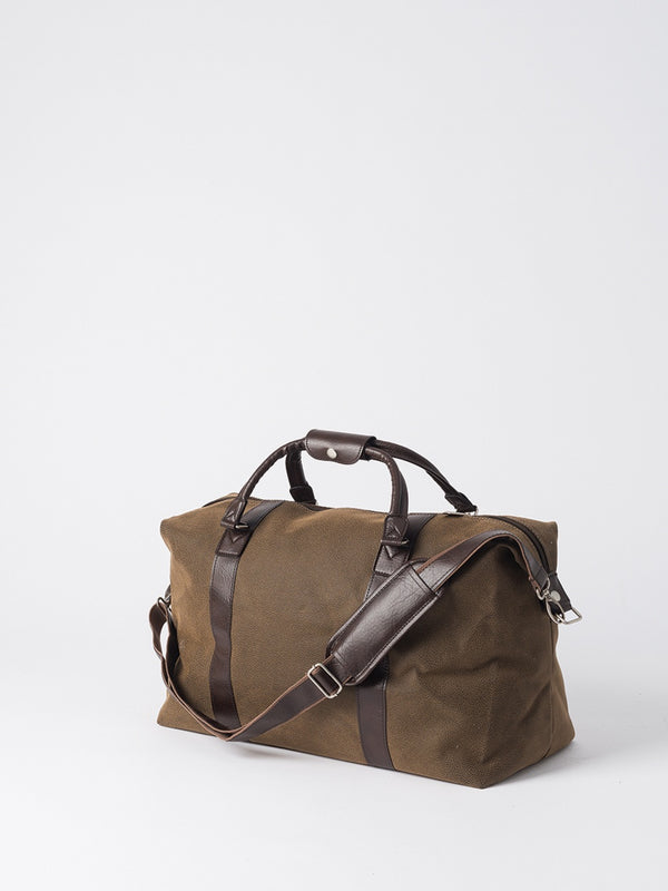 Angola Weekender Bag Brown