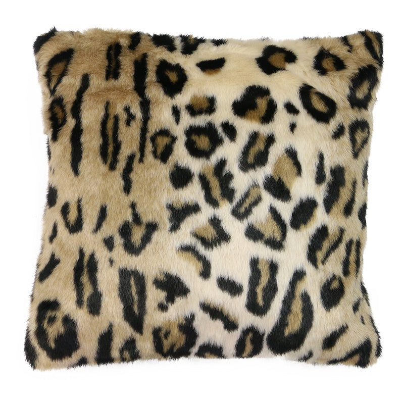 Faux Fur Cushion Larry