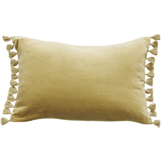Este Cushion with Polyester Inner - Butter