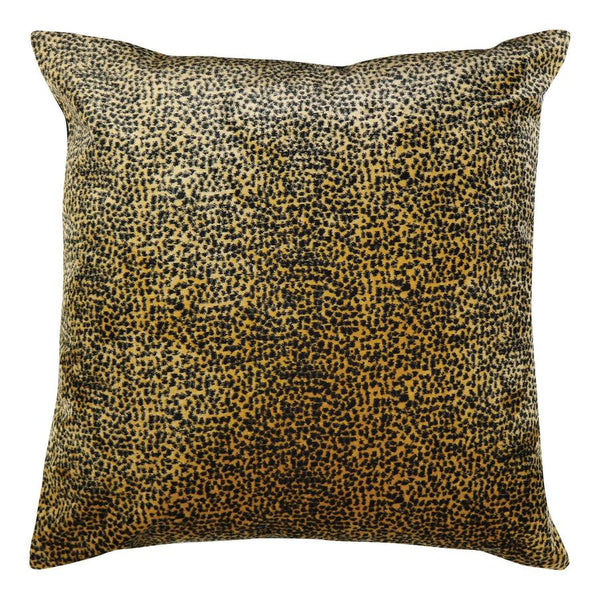 Cheetah Velvet Cushion