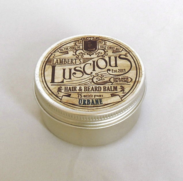 Urbane Hair & Beard Balm