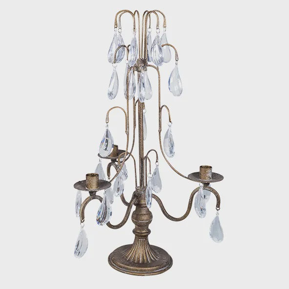 Aimee 3 Cup Candelabra