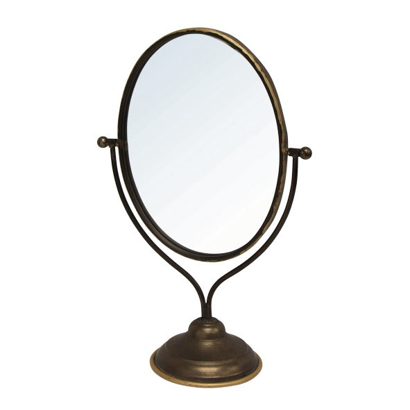 Carter Oval Mirror