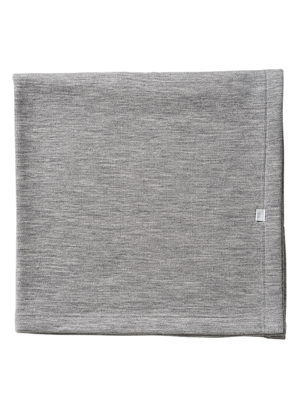 Fleece Blanket Cot Grey