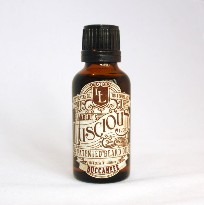 Buccaneer Beard Oil