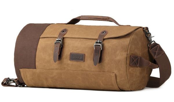 Nomad Holdall Backpack - Camel