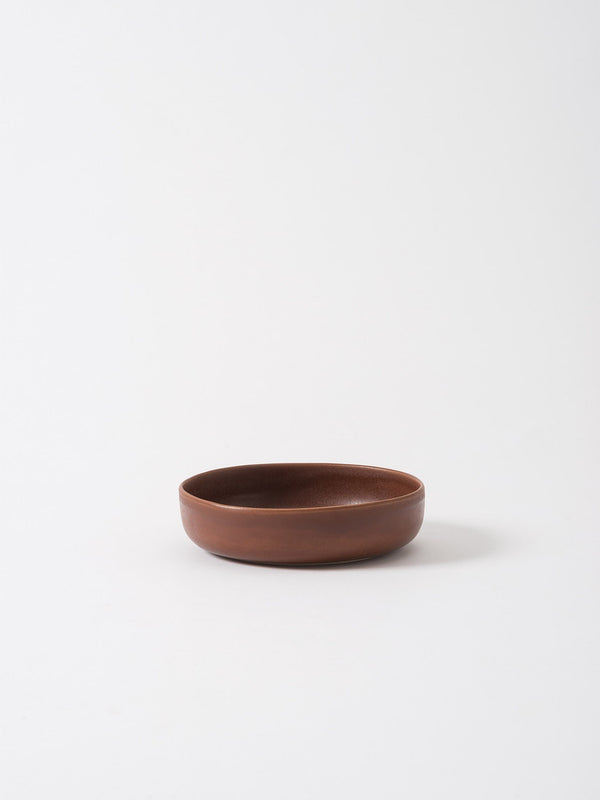 Milu Serving Bowl Eggplant M