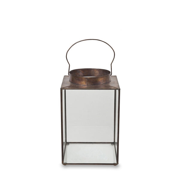 Illuminado Lantern Antique Gold M