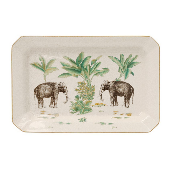 Elephant Safari Platter