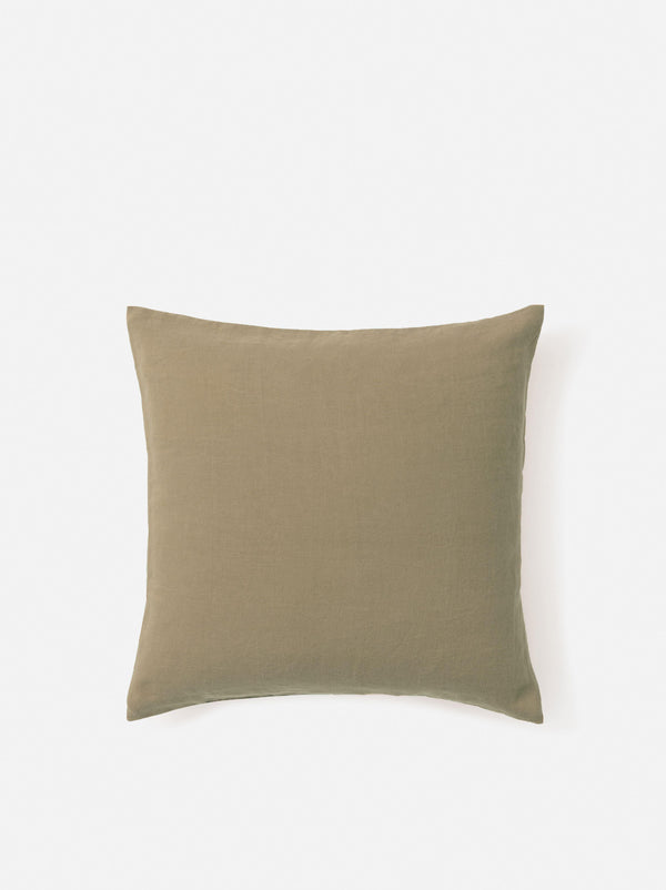 Sove Linen Euro Pillowcase Pickle