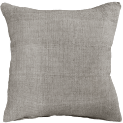 Indira Cushion with Feather Inner 55cm Taupe