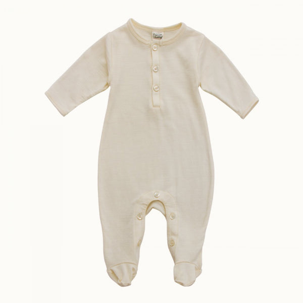 Merino Stretch & Grow Natural 3-6M
