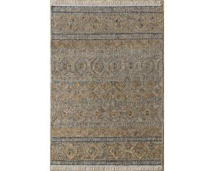 Nile Floor Rug Green/Multi 160x230cm