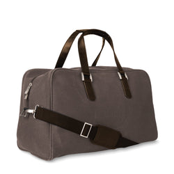 Canvas Travel Bag Brown