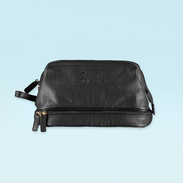 Frank The Dopp Kit - Black