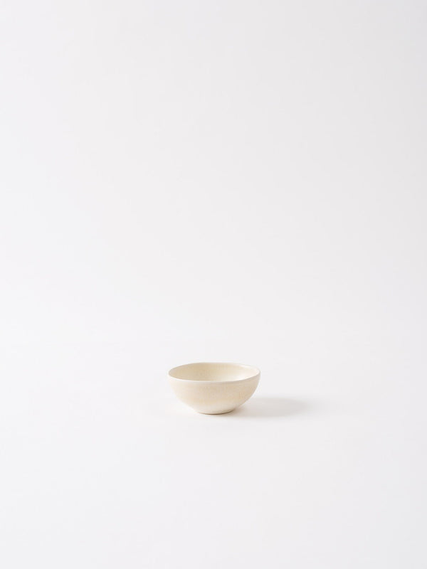 Serena Dip Bowl Off White