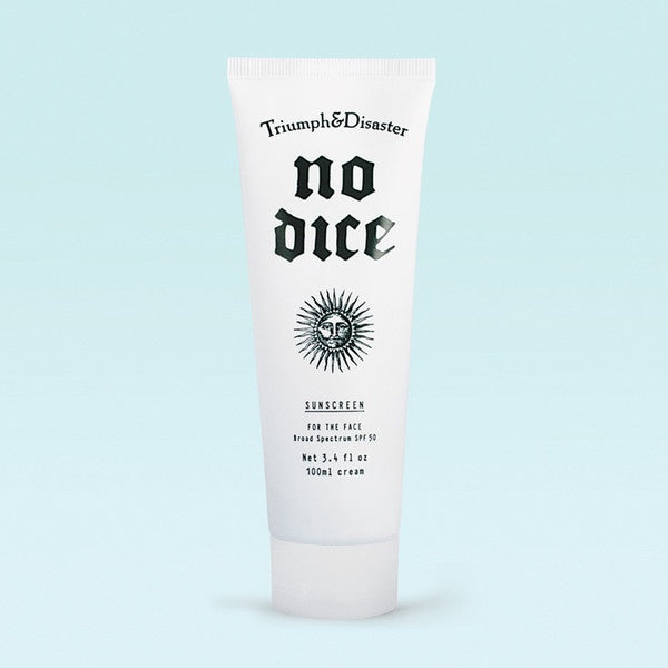 No Dice Sunscreen