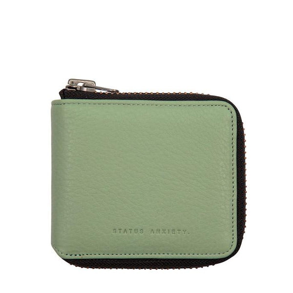 The Cure Wallet Mint Green