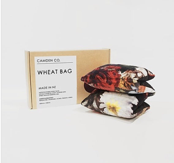 Wheat Bag Flowerbomb