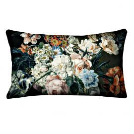 Blooming Bouquet Rectangle Cushion