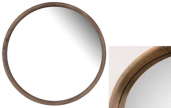 Round Wall Mirror Medium