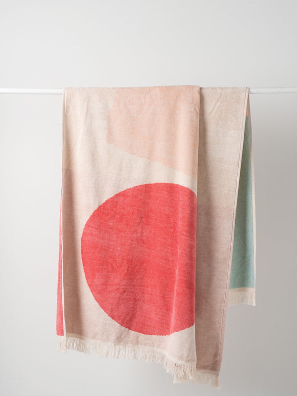 Pop Beach Towel Multi