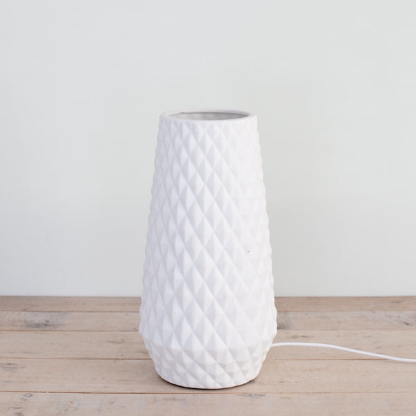 Lattice Table Lamp Small