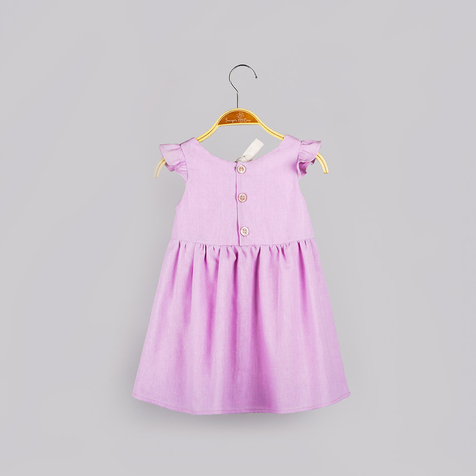 Daisy Dress (purple)