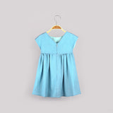 Ella Dress (Blue)