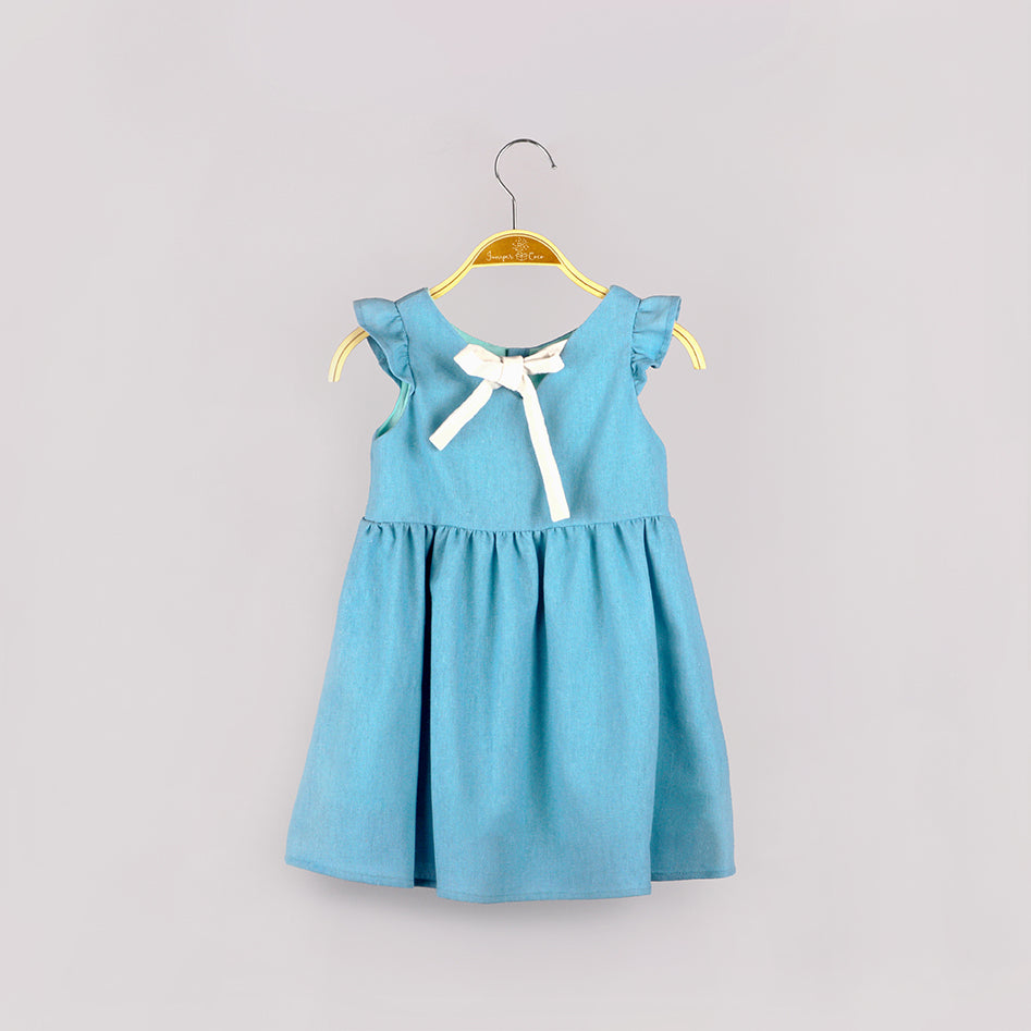 Daisy Dress (Blue)
