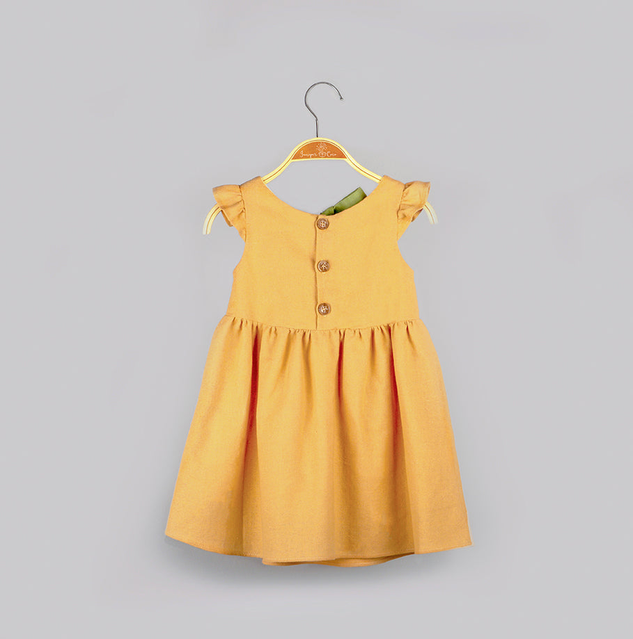 Daisy Dress (Yellow)