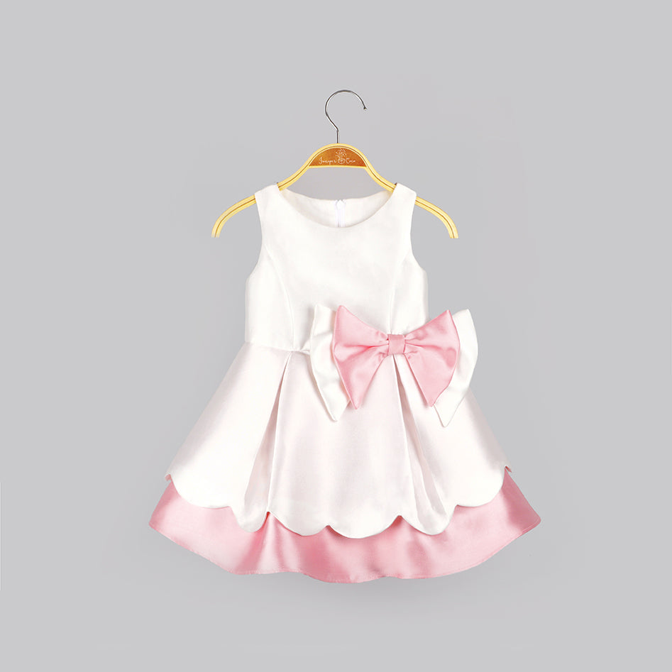 Chloe dress (Pearl)