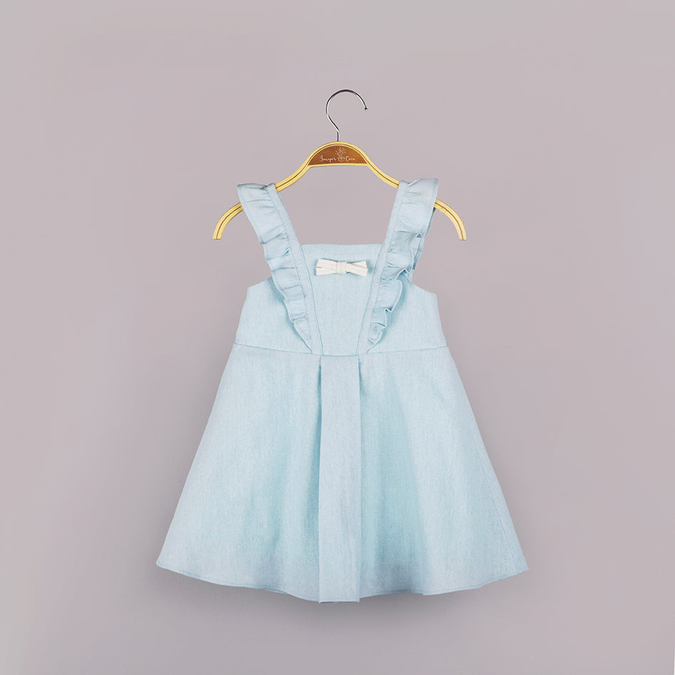 Tinkerbell Dress (Baby blue)