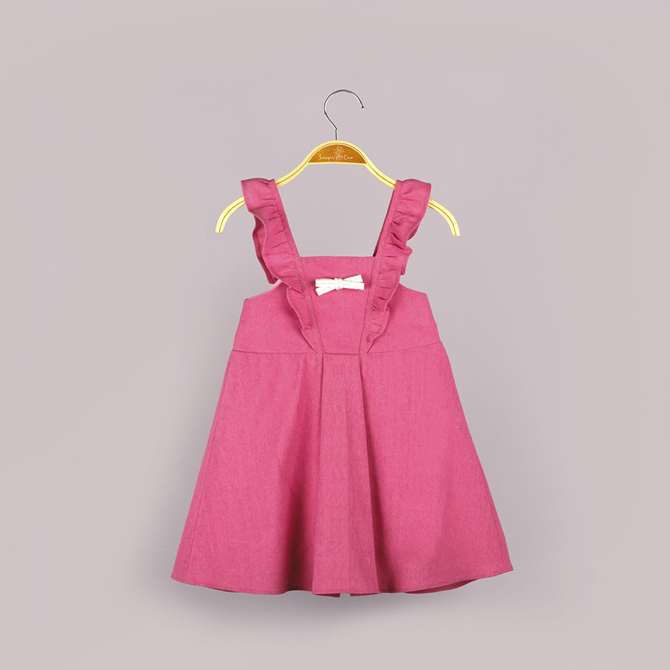 Tinkerbell Dress (Fuschia)