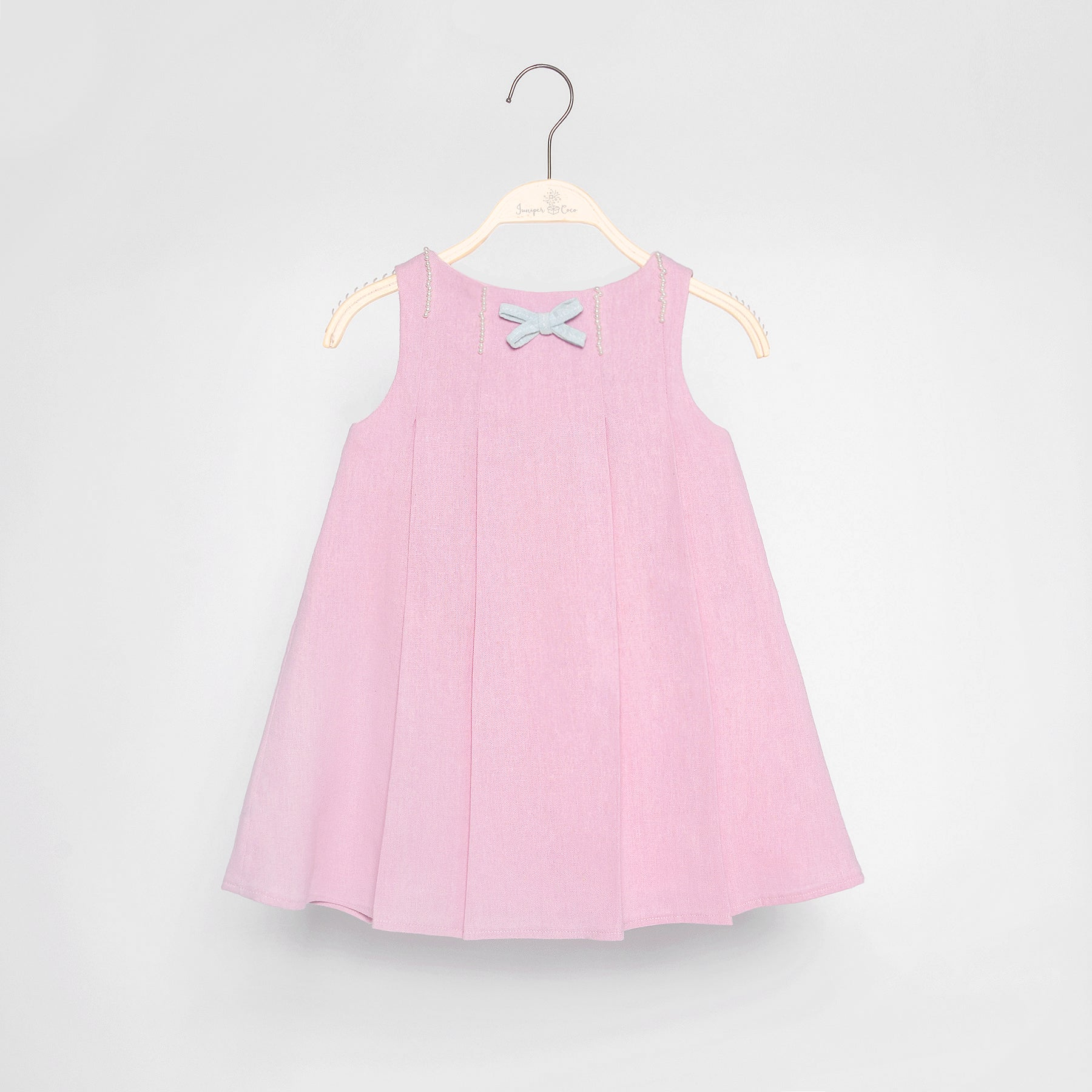 Juniper Dress (Blush)