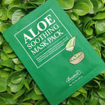 Aloe Soothing Mask Pack (Single)
