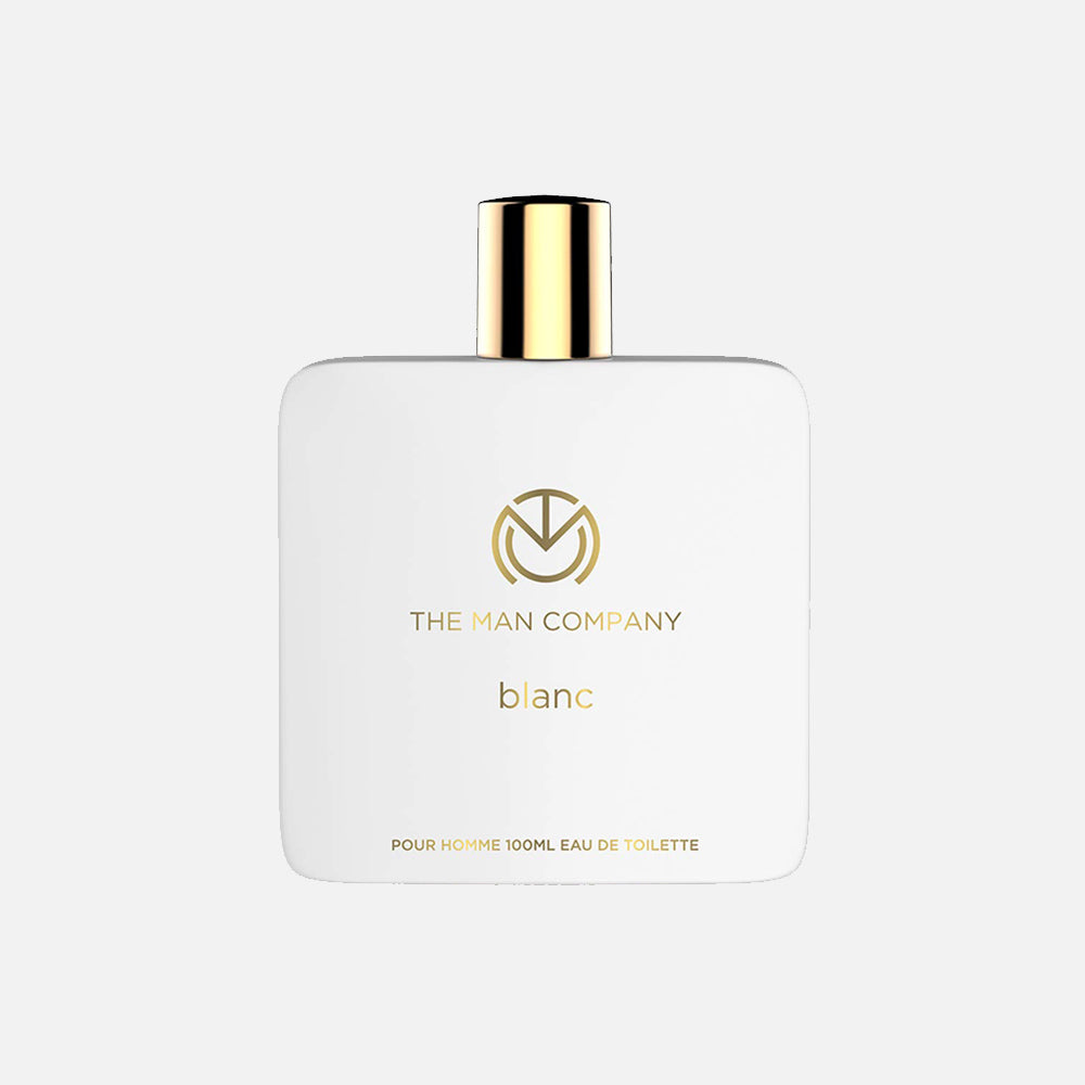 The Man Company  Body Parfum Blanc